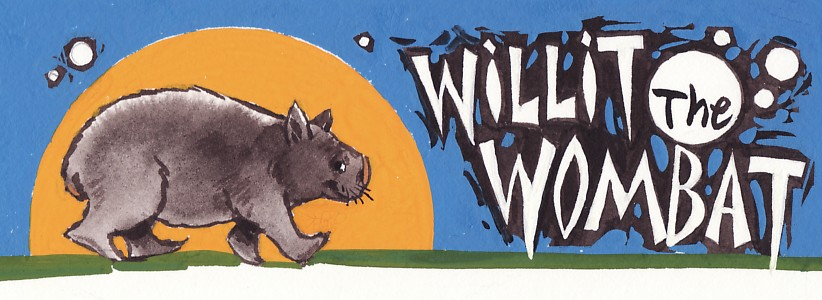 willit the wombat
